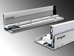 SIMLEAD Metal Drawer System