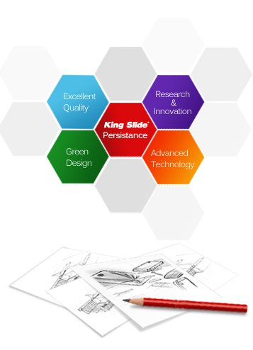 Innovation is King Slide's core competence