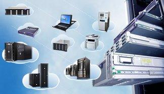 企業級雲端運算伺服器